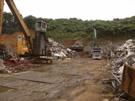 産業廃棄物の片付け作業から収集運搬処分まですべてお任せ!