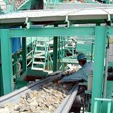 最新鋭コンクリートリサイクルプラント